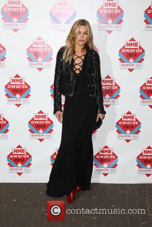 Abbey Clancy - The NME Awards 2014 held at O2 Academy Brixton - Arrivals - London, United Kingdom - Wednesday...