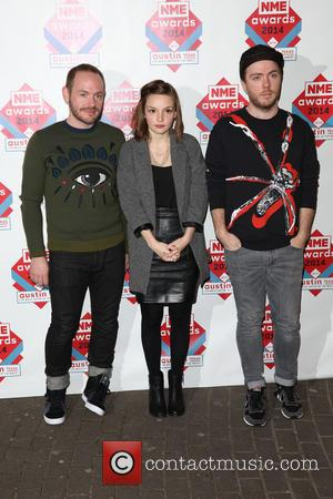 Chvrches Perform Three Times At T In The Park Festival