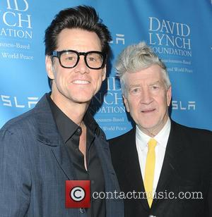 Jim Carrey David Lynch - David Lynch Foundation honors Rick Rubin with Lifetime of Harmony Award - Beverly Hills, California, United...