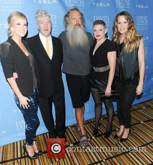 Rick Rubin  The Dixie Chicks Martie Maguire Natalie Maines Emily Robison David Lynch - David Lynch Foundation honors Rick Rubin with Lifetime of Harmony...