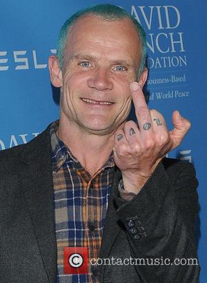 Flea and Michael Balzary