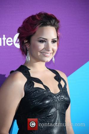 Demi Lovato Upset With Lady Gaga Over Vomit Art Gig