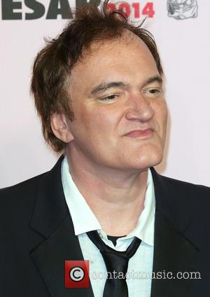 Quentin Tarantino - 39th Cesar Film Awards - Arrivals - Paris, France - Friday 28th February 2014