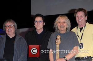 Bill Wyman, Shakin Stevens, Albert Lee and Joe Brown