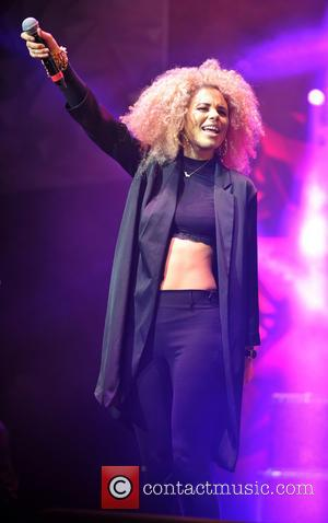 Neon Jungle and Jess Plummer - NCS Yes Live held at O2 Academy Brixton - Performances - London, United Kingdom...