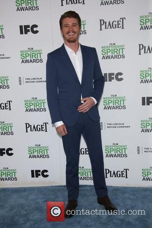 Garrett Hedlund - 2014 Film Independent Spirit Awards - Arrivals - London, United Kingdom - Saturday 1st March 2014