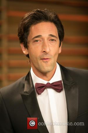 Adrien Brody - Celebrities attend 2013 Vanity Fair Oscar Party at Sunset Plaza. - Los Angeles, California, United States -...