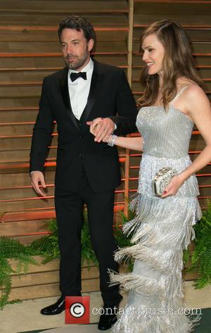 Ben Affleck and Jenniffer Gardner