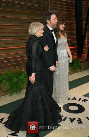 Glenn Close, Ben Affleck and Jenniffer Gardner