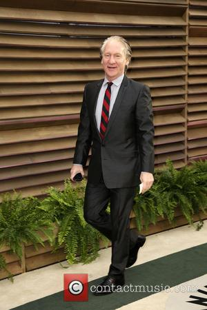 Bill Maher - 2014 Vanity Fair Oscar Party held at Sunset Tower in West Hollywood - Los Angeles, California, United...