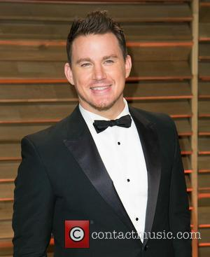 Channing Tatum - Vanity Fair Oscar Party - Arrivals - Los Angeles, California, United States - Sunday 2nd March 2014