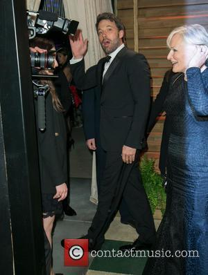 Ben Affleck and Glenn Close