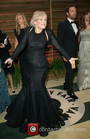 Glenn Close, Ben Affleck and Jennifer Garner