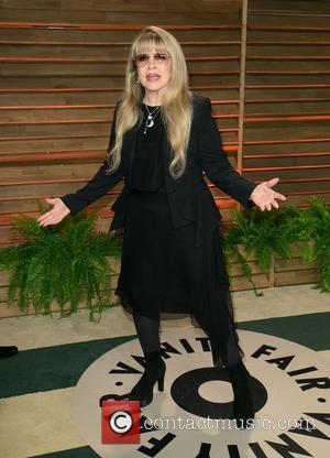 Stevie Nicks - Vanity Fair Oscar Party - Arrivals - Los Angeles, California, United States - Sunday 2nd March 2014