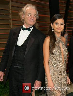 Again?! Bill Murray Invades Couple's Engagement Photoshoot