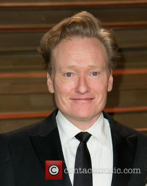 Conan O'Brien - 2014 Vanity Fair Oscar Party