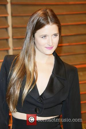 Grace Gummer - Celebrities attend 2014 Vanity Fair Oscar Party at Sunset Plaza. - Los Angeles, United States - Sunday...