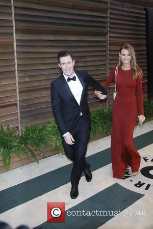 Adam Levine and Behati Prinsloo - 2014 Vanity Fair Oscar Party in West Hollywood - London, United Kingdom - Sunday...