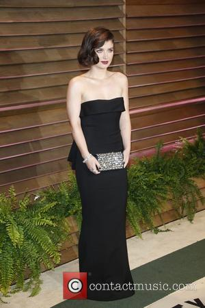Eve Hewson - 2014 Vanity Fair Oscar Party in West Hollywood - London, United Kingdom - Sunday 2nd March 2014