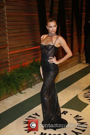 Irina Shayk - 2014 Vanity Fair Oscar Party in West Hollywood - London, United Kingdom - Sunday 2nd March 2014
