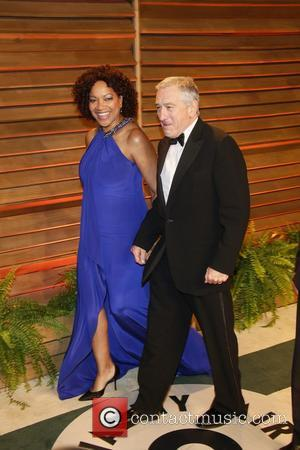 Robert De Niro and Grace Hightower - 2014 Vanity Fair Oscar Party in West Hollywood - London, United Kingdom -...