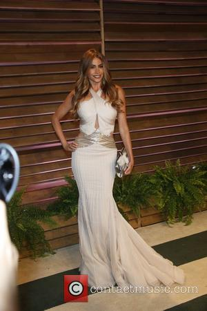 Sofia Vergara - 2014 Vanity Fair Oscar Party in West Hollywood - London, United Kingdom - Sunday 2nd March 2014