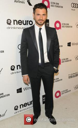 Adan Canto - 22nd Annual Elton John AIDS Foundation Academy Awards Viewing/After Party - West Hollywood, California, United States -...