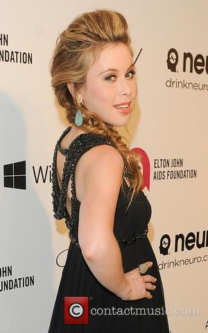 Tara Lipinski - 22nd Annual Elton John AIDS Foundation Academy Awards Viewing/After Party - Arrivals - West Hollywood, California, United...