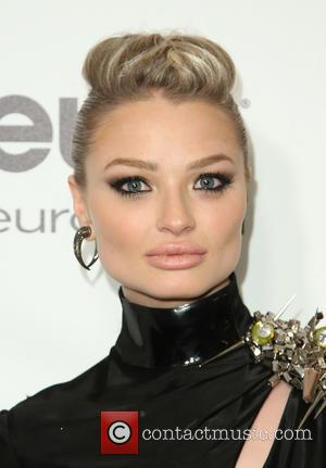 Emma Rigby - Elton John AIDS Foundation Oscar Party Arrivals at the Pacific Design Center in West Hollywood, California. -...