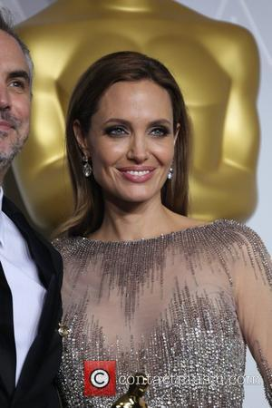 Angelina Jolie Terrified Son With Maleficent Costume