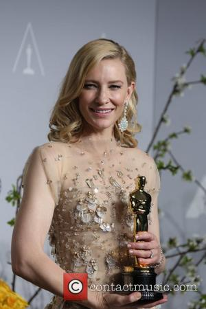 Cate Blanchett Launches Salvation Army Appeal