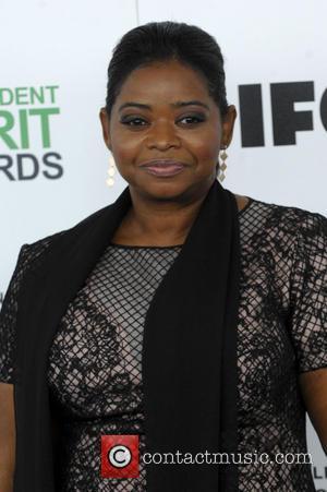 Octavia Spencer - The 2014 Film Independent Spirit Awards arrivals
