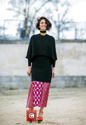 Yasmin Swell - Paris Fashion Week Womenswear Fall/Winter 2014-2015 - Street Fashion - Day 8 - Paris, France - Tuesday...