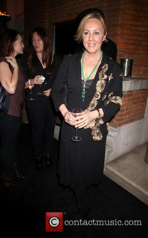 Shirlie Holliman - George Michael's album launch for 'Symphonica' held at Hamilton's Gallery - London, United Kingdom - Tuesday 4th...