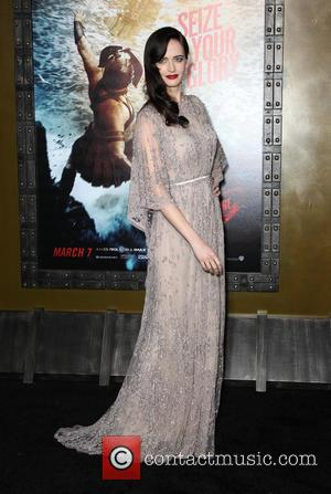 Eva Green - 300: Rise of an Empire Hollywood Premiere at TCL Chinese Theatre - Hollywood, California, United States -...