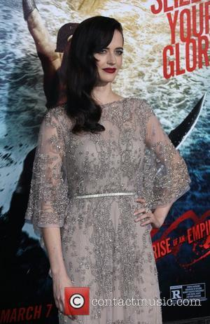Eva Green - Premiere of '300: Rise of an Empire' held at at TCL Chinese Theatre - Arrivals - Los...