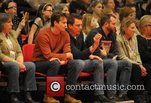 John Barrowman and Scott Gill - Crufts held at the National Exhibition Centre (NEC) - Day 3 - Birmingham, United...