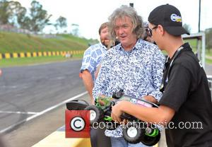 James May - Top Gear Festival Sydney 2014 - Sydney, Australia - Sunday 9th March 2014