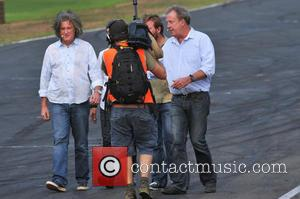 James May and Jeremy Clarkson - Top Gear Festival Sydney 2014 - Sydney, Australia - Sunday 9th March 2014