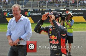 Jeremy Clarkson and Daniel Ricciardo - Top Gear Festival Sydney 2014 - Sydney, Australia - Sunday 9th March 2014