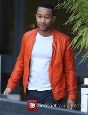 John Legend To Produce His First Movie
