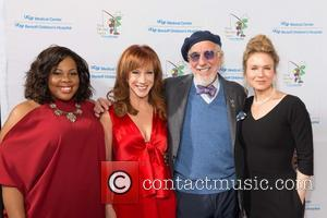 Amber Riley, Kathy Griffin, Lou Adler and Renée Zellweger - Benefit for Painted Turtle: A Starry Evening of Music Comedy,...