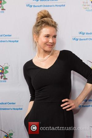 Renée Zellweger - Benefit for Painted Turtle: A Starry Evening of Music Comedy, and Surprises - San Francisco, California, United...