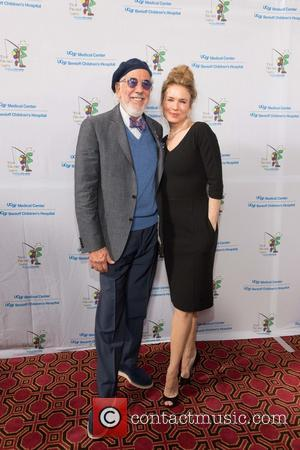 Renée Zellweger and Lou Adler - Benefit for Painted Turtle: A Starry Evening of Music Comedy, and Surprises - San...