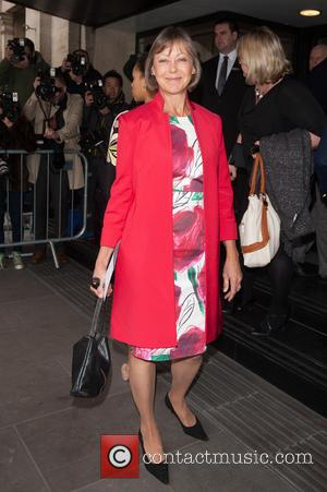 Jenny Agutter - The 2014 Tric Awards held at The Grosvenor House - Arrivals. - London, United Kingdom - Tuesday...