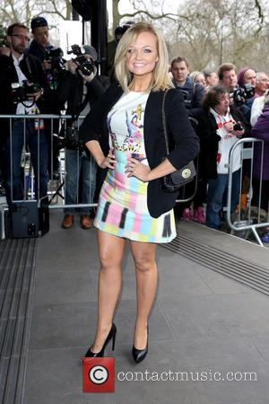 Emma Bunton - The Tric Awards 2014 held at the Grosvenor House Hotel - Arrivals - London, United Kingdom -...