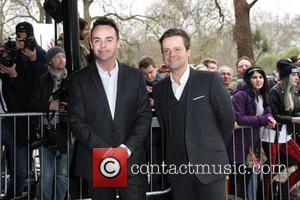 Anthony Mcpartlin, Declan Donnelly and Ant & Dec