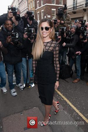 Cheryl Cole Launches Perfume