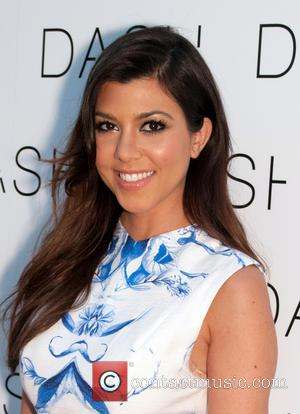 Kourtney Kardashian Shares First Picture Of Her Baby Son, Reign Disick