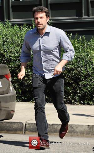 Ben Affleck - Jennifer Garner and Ben Affleck meet friends for lunch in Brentwood - Brentwood, California, United States -...